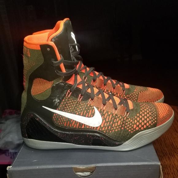 Nike Shoes | Kobe 9 Elite Sequoia Size